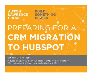 CRM migration guide