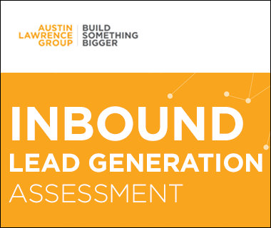 Inbound Lead Generation Self-Assessment